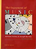 Enjoyment of Music 10e Shorter, Forney, K, 0393928888