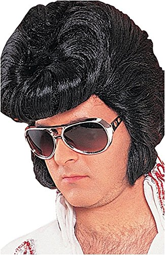 Sunglasses Rock N Roll (silver) Halloween Costume - Sunglasses Franco