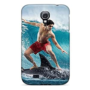 New Style Mwaerke Hard Case Cover For Galaxy S4- Surfing