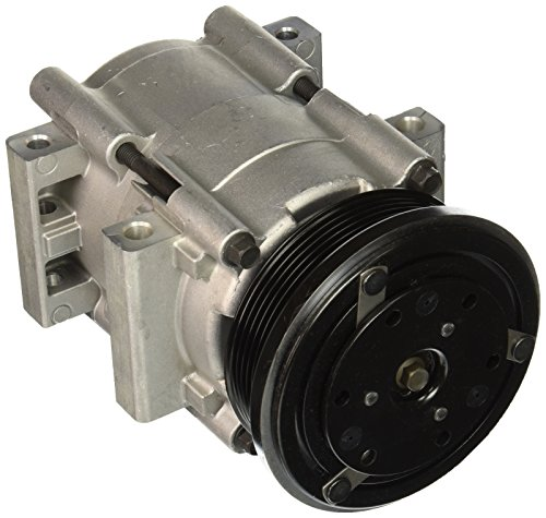 Denso 471-8127 New Compressor with Clutch ()