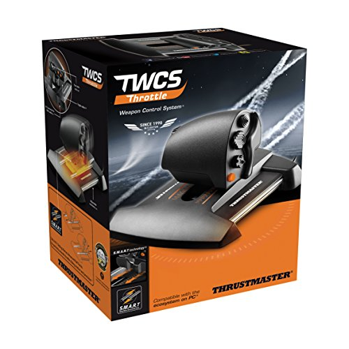 Picture of a Thrustmaster VG TWCS Throttle Controller 663296420718
