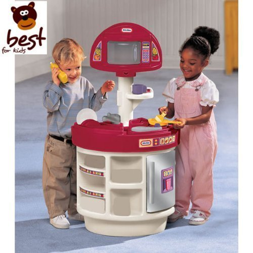 Little Tikes 414510060 - parboil and learning fun cooking kitchen with a...