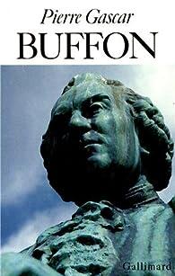 Buffon par Pierre Gascar