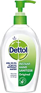 Dettol Instant Hand Sanitizer – 200 ml
