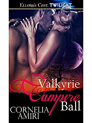 book cover of Valkyrie Vampire Ball