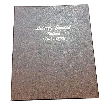 Dansco Liberty Seated Silver Dollars Album #6171: Everything Else