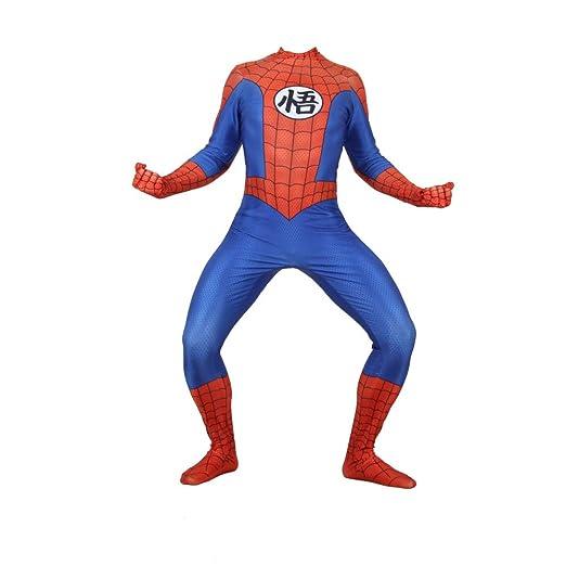 ERTSDFXA Spiderman Disfraces Nino Adulto Disfraz De Carnaval ...
