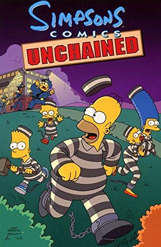 Simpsons Comics Unchained Simpsons Comics Compilations Groening Matt 9780060007973 Amazon Com Books