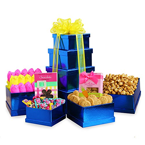 Spring Gift Tower (California Delicious California Delicious Spring Has Sprung Easter Tower)