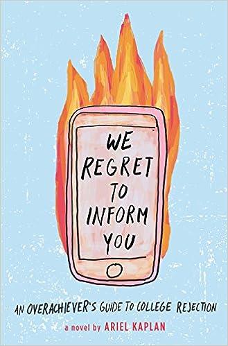 Image result for we regret to inform you book