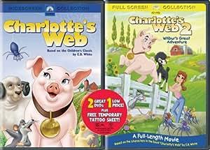 Charlotte's Web (1973)/Charlotte's Web 2  2-Pack