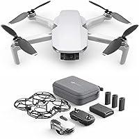 DJI Mavic Mini Combo, Lekki i Przenośny Dron (30 Minut Lotu, Rransmisja do 2 km, 3-Osiowy Gimbal, 12 MP, Wideo HD 2,7K…