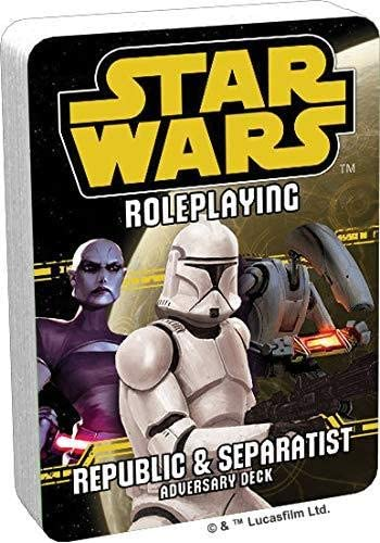 Star Wars Roleplaying Allies and Adversaries