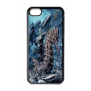 iPhone 5C Phone Case Aquaman kC-C29734