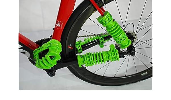 Bopworx Bopwraps - Sistema de protección de Viaje para Bicicleta ...