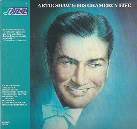 Artie Shaw & His Gramercy Five - Quintessence Jazz Series LP