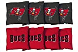 Victory Tailgate 8 Tampa Bay Buccaneers NFL Regulation Corn Filled Cornhole Bags