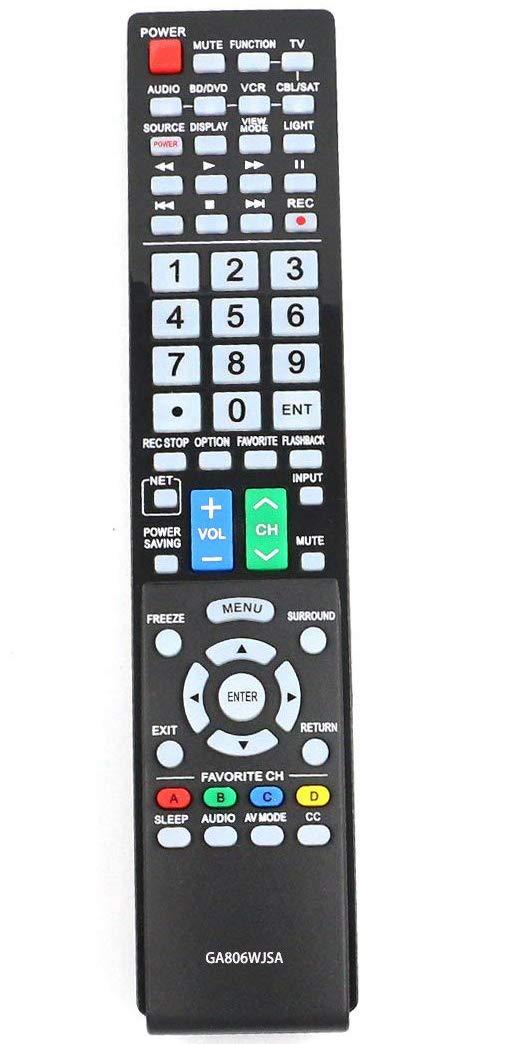 Control Remoto para Sharp AQUOS TV LC40LE700UN
