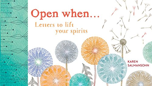 Open When Letters Lift Spirits product image