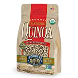 Lundberg Family Farms Organic Quinoa, Tri-Color Blend, 16 Ounce