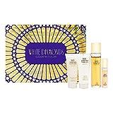 Beauty : White Diamonds by Elizabeth Taylor for Women - 4 Pc Gift Set 3.3oz EDT Spray, 3.3oz Gentle Moisturizing Body Wash, 3.3oz Perfumed Body Lotion, 10ml EDT Spray