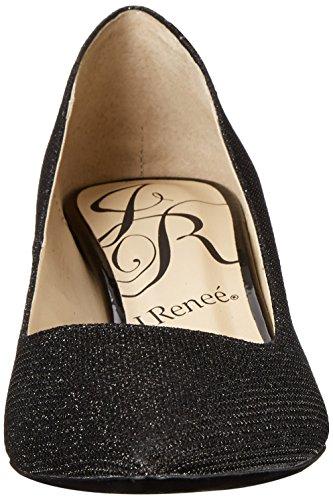 J.renee Womens Gianna Dress Pump Black