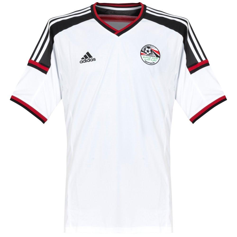 ADIDAS Ägypten Away Trikot 2016 2017
