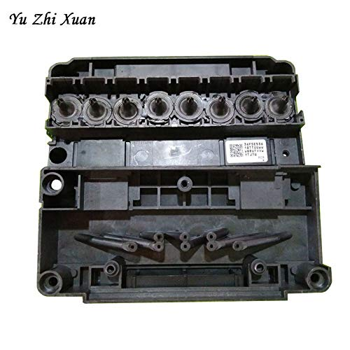 Printer Parts Original Solvent Based DX5 Adapter Print Head Cover for Mut0h RJ900 JV33 JV3 1604 1614 Printer DX5 Yoton Cap Manifold