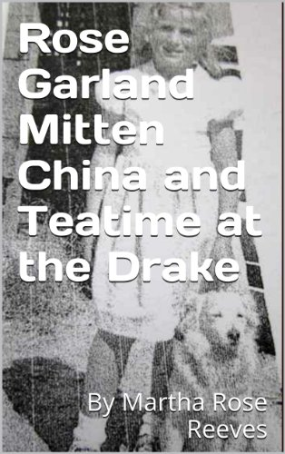 China and Teatime at the Drake (Mitten Garland)