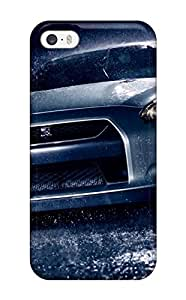 Fashionable Style Case Cover Skin For Iphone 5/5s- Nissan Gt-r 3542567