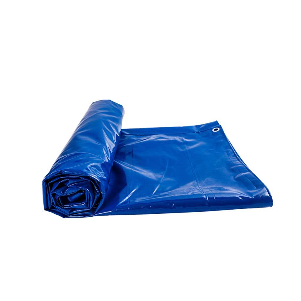 Abdeckplane LITING Regenfestes Tuch Verdickung Wasserdichtes Frostschutzmittel Multifunktionaler Sonnenschutz Staubdicht (größe   4  6m)
