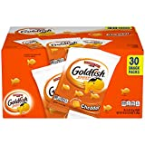 Pepperidge Farm Goldfish Cheddar Crackers, 30-count
