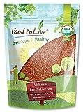Organic Red Quinoa, 1 Pound