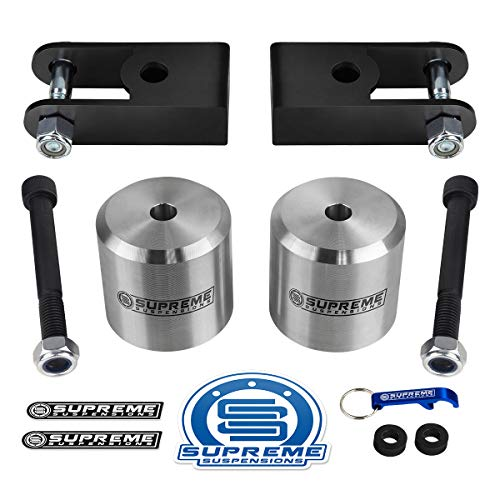 Supreme Suspensions - Front Lift Kit for 2005-2019 Ford F250 F350 Super Duty 3