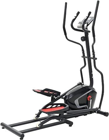 ghuanton Máquina elíptica XL Masa de rotación Pulso 18 kg Deportes Fitness y musculación Cardio Máquinas de Cardio Bicicletas elípticas: Amazon.es: Hogar