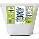 DrinkFit Blender Smoothie Mix - Kosher, Gluten Free - 5 lb Bag Powder - Specially Formulated for Blended Smoothies - Milk Cream Base with 20 g Whey Protein