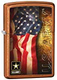 """""""Army Star with U.S. Flag"""" Zippo Lighter Review"""