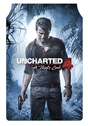 GB Eye, Uncharted 4, Keyart, Tarjetero,: Amazon.es: Hogar
