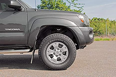 2005-2019 Toyota Tacoma Suspension Kit 744RED Rough Country 2 Leveling Kit fits