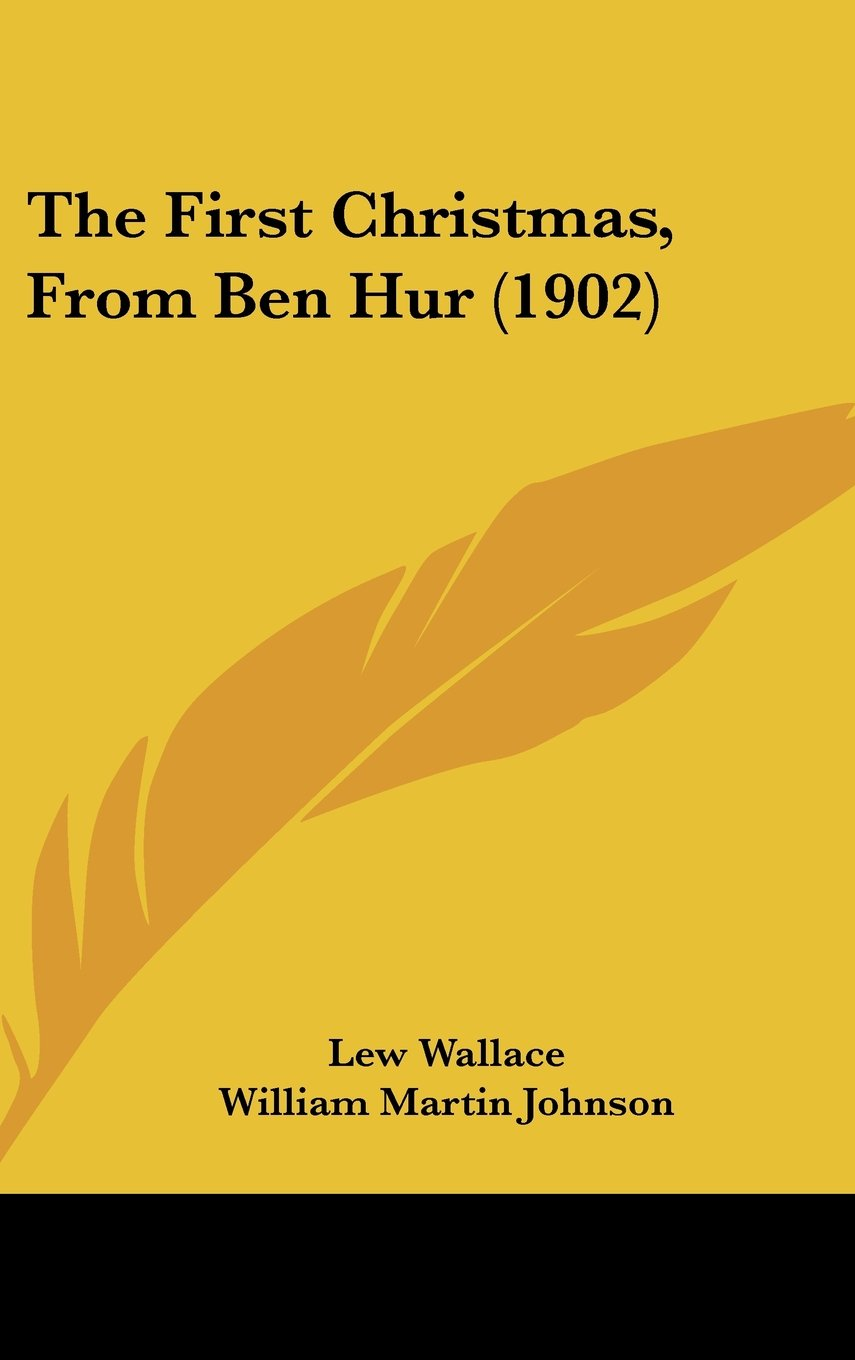 The First Christmas, from Ben Hur (1902) PDF