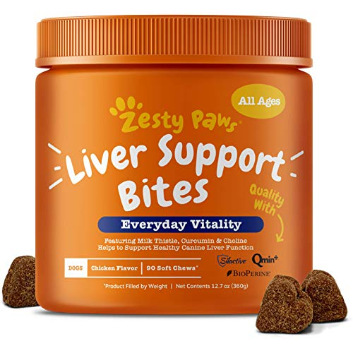 Zesty Paws Liver Support