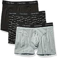 Calvin Klein Mens Underwear Ck Axis 3 Pack Boxer Briefs Boxer Briefs