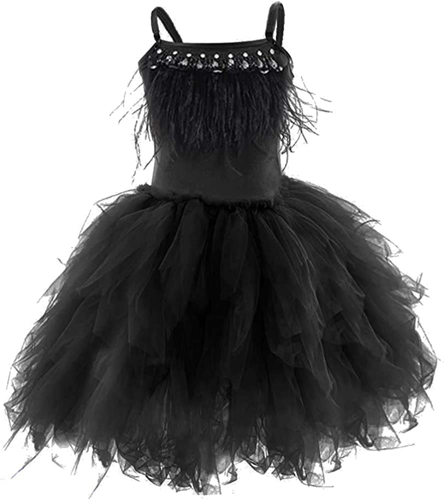 Black Girl Tutu-Black Tutu Dress-Black Flower Girl Tutu Dress-Black Wedding Tutu-Black Girl Tutu-Black Halloween Tutu-Black Wedding Tutu
