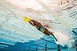 FINIS Alignment Swimming Kickboard, Yellow