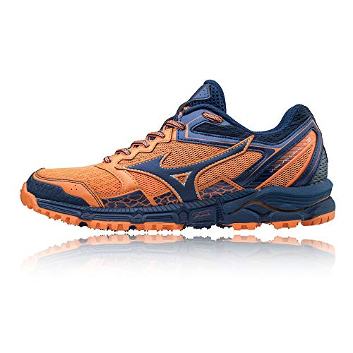 Wave Eblue Multicolour Bparadise Low Daichi 3 Women's Sneakers Mizuno 001 Top Gpeach xqwU5F