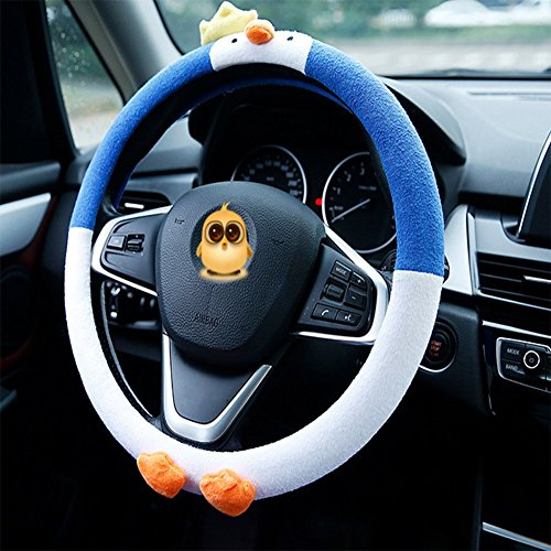 steering wheel covers penguin - 5