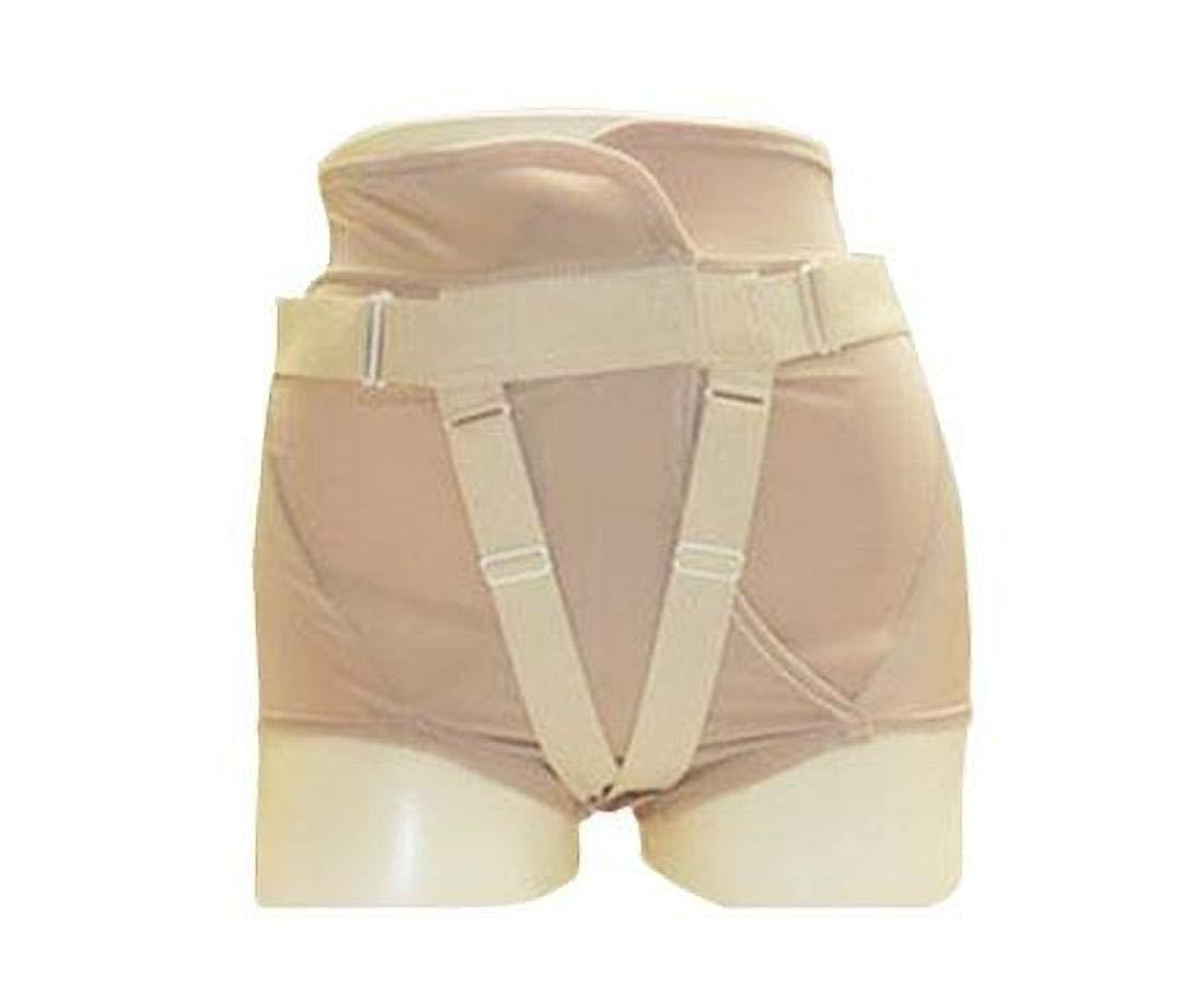 FemiCushion Pelvic Organ Prolapse EasyOpen Kit: Undergarment, Pads, Cushion, Size III L