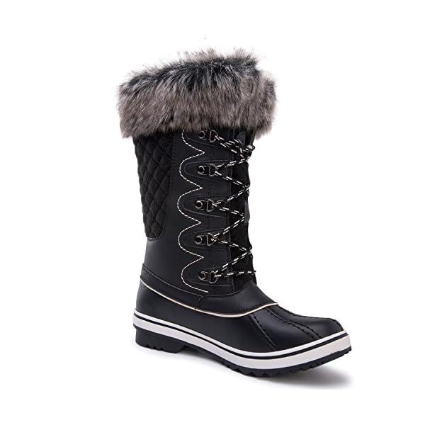 Globalwin Waterproof Winter Boots