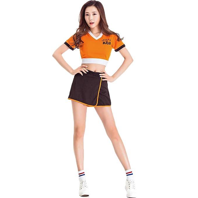 Amazon.com: disfraz de baloncesto de fútbol para mujer ...