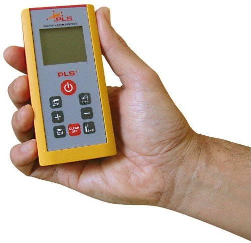 Pacific Laser Systems #PLS1 Laser Distance Measurement Tool